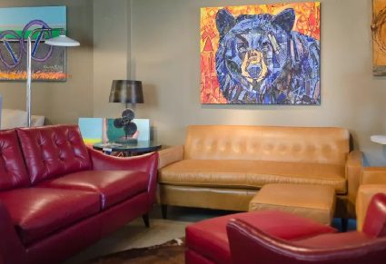 McKinley Leather. Furniture