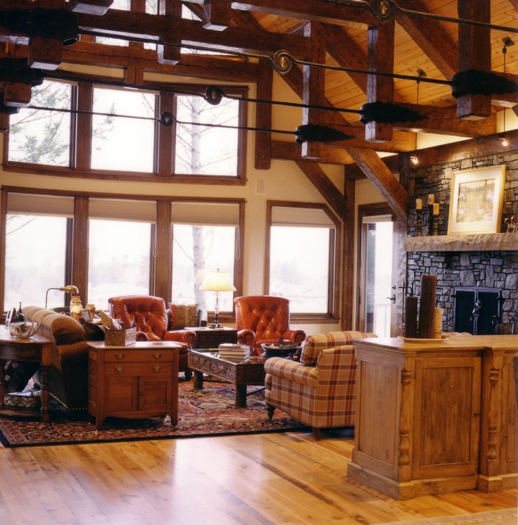 Three Design Traits Of Traditional Mountain Homes Ciao